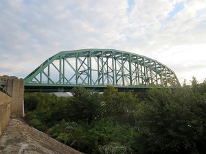 Easton Phillipsburge Bridge After