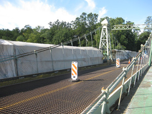 Riegelsville Bridge Painting